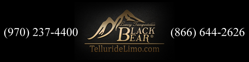 Montrose Airport to Telluride, CO | SUV & Black Car Service